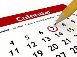 Live Webinar Training Calendar