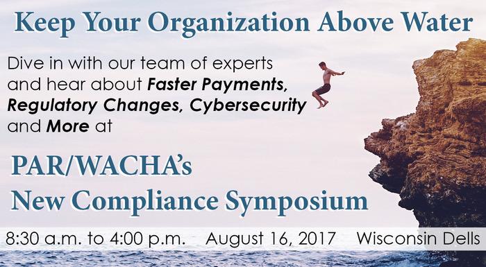 2017 Compliance Symposium slide