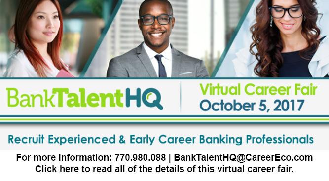 BankTalentHQ career fair slide august 2017