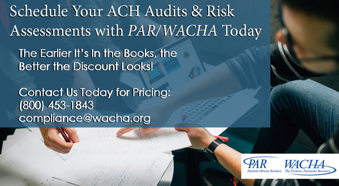 2018 ACH Audit slide: Book Early
